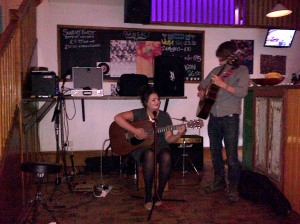 Open Mic at Cribbs usually featuring Wild Zellas
