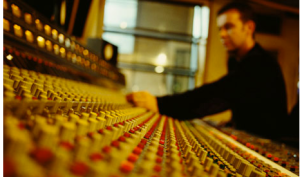 Find out more about a career in music production. Photograph: Taxi/Getty/Getty