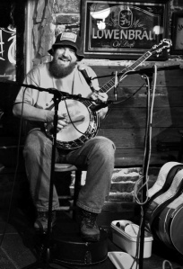 Big Joe Bone will be playing at Scrumpstock in Exeter this May.